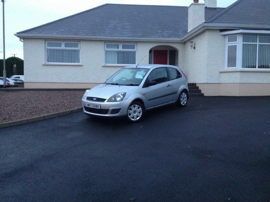 2008 Ford Fiesta 1.25 Style 3dr motd 1 year Ideal first car | in ...
