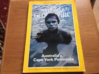 FREE.National Geographic magazines, about 50 copies 1996 and up.