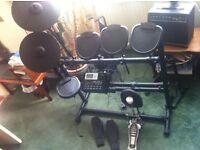Electronic Drum Kit ION IDM01