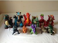 Large imaginext the dinosaurs and more