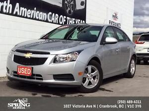 2011 Chevrolet Cruze LT Turbo $81 Bi-Weekly