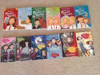 12 Enid Blyton books, boxed