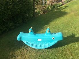 Little Tikes Twin Whale Rocker