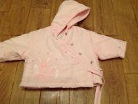 Beautiful Dani baby jacket