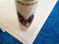 Spaghetti Jar