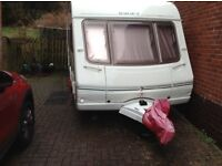 SWIFT CHALLENGER 530SE,4 BERTH CARAVAN FULLY LOADED,JUST HITCH UP AND GO WITH MOTORMOVER