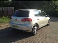 Volkswagen golf automatic 1.6 tdi