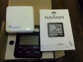 NAVMAN S100 Speed Log