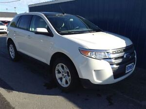 2013 Ford Edge SEL AWD LTHR MNRF WELL CARED FOR!