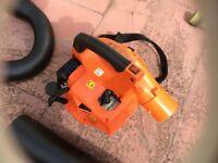Leaf Blower Vacuum Petrol