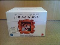 """""""Friends"""" - Complete Series 1-10 Collection DVD Box Set"""