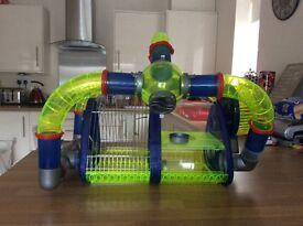 Hamster enclosure for sale, Rotastak mission pod, good condition