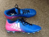 Men's Adidas X 16.4 footy boots size 10.5