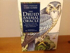 The Druid animal oracle cards