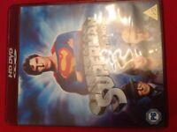 Superman HD DVD