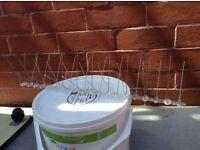 Bird spikes pest prevention 50cm length