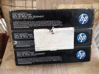 HP 126A TRI-PACK IN CARTRIDGE PACK