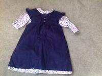 Girls dress 12 - 18 months