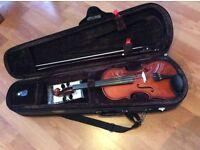 Stentor 1/4 violin excellent condition