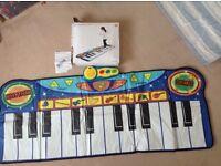 John Lewis childrens piano mat