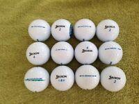 Srixon AD333,Srixon Soft Feel,Callaway Pearl Golf Balls