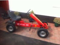 f1 formula one ranger double seater go kart heavy duty (lurgan area)