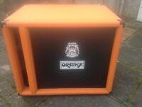 """Orange ocb 1 15 bass cab cabinet speaker """" swaps"""""""