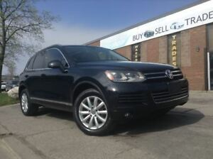 2013 Volkswagen Touareg FULLY LOADED | NAVIGATION | REVERSE CAME