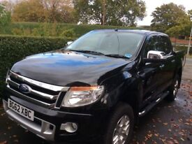 Ford ranger Limited 2.2 auto - ** NO VAT **