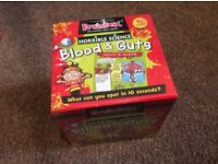 Horrible History Blood and Guts game