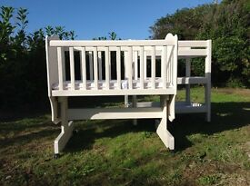 boori cot and changing table