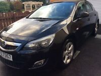 2010 Vauxhall Astra 1.4 SRI. 54k miles