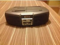 BRILLIANT LITTLE PANASONIC RX-DS5 CD RADIO CASSETTE PLAYER