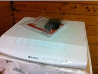 brand new hotpoint extractor fan cooker hood