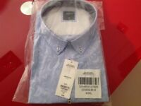 Men's New Blue Shirt