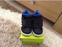 New Infant Adidas trainers
