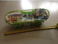 Disney store Toy Story skateboard