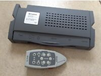Truma Twin axle mover control box with remote