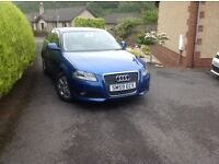 2009 Audi A3, low mileage, great condition