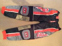Used No Fear motocross trousers