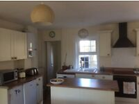 Double room in detached farmhouse.