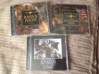 Games workshop warhammer 40k audio cds black library