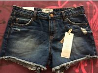 New Look shorts NEW size 8
