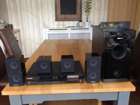Pioneer lx60d surround sound not sound bar