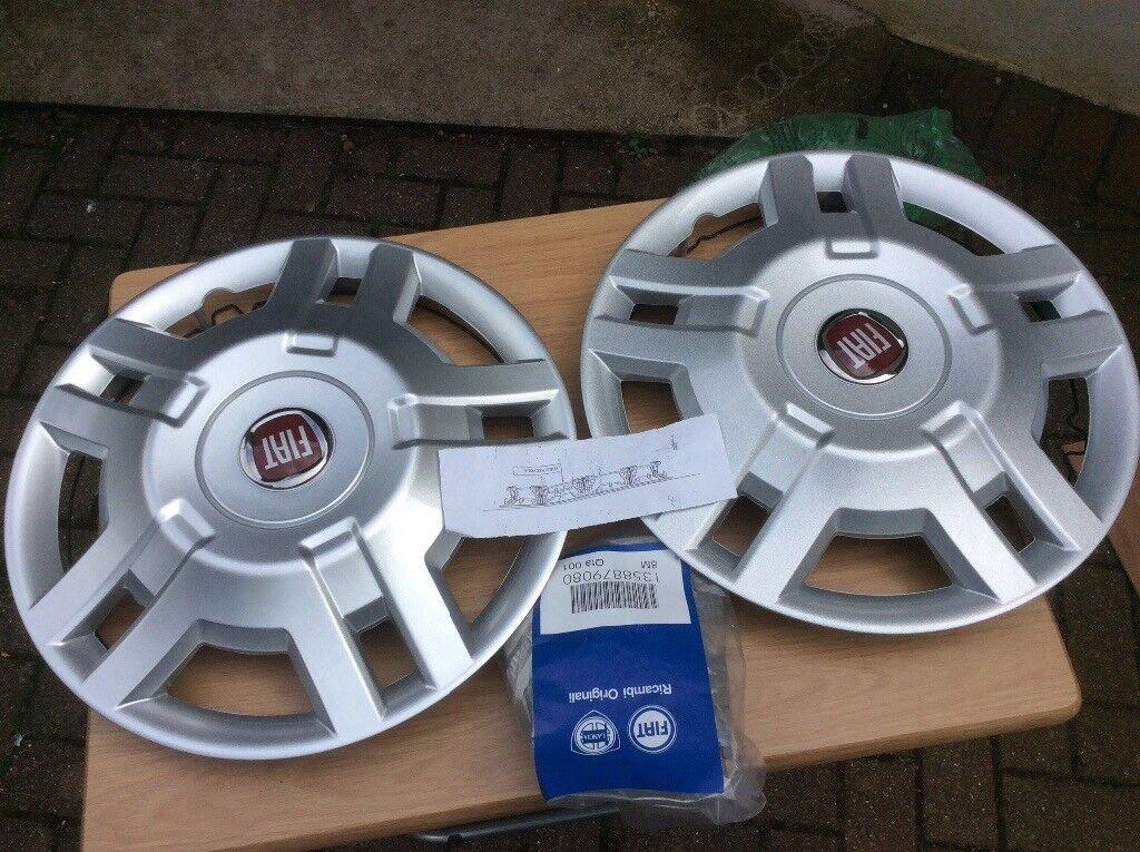 Motorhome Wheel trims ( two )