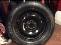Renault Laguna wheel