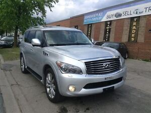 2011 Infiniti QX56 TECH  PKG 4x4 !!! NAVI /DVD/ SUPER CLEAN !!!