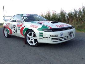 Toyota Celica GT4 Turbo (rally,HillClimb, sprint)
