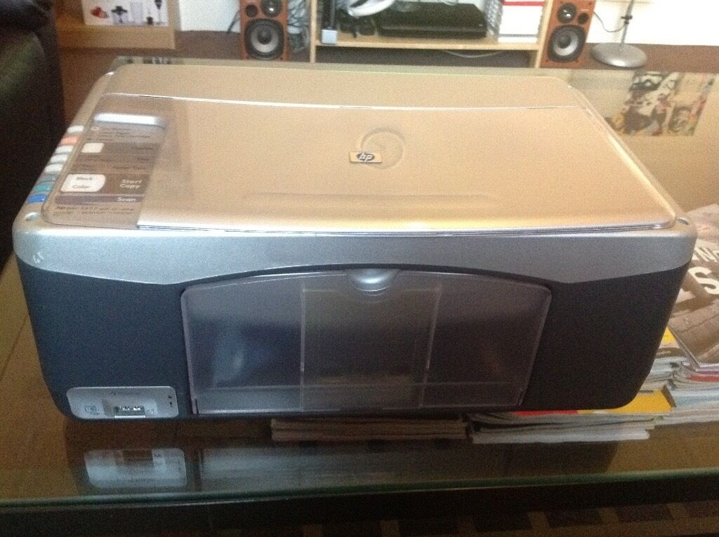 Printer HP PCS 1317 all in onein Haringey, LondonGumtree - Printer all in one, good condition, working, print, scan, ink not included