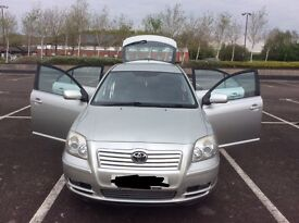 Toyota avensis 2.2 D 2006